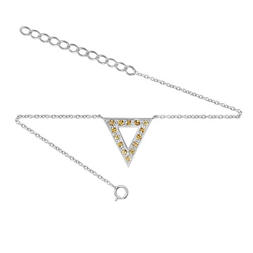 Triangulum Small Bracelet