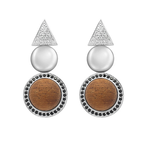 Cause a Stir Statement Earring