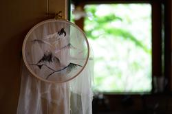 embroidery, yuri miyazaki, Japan