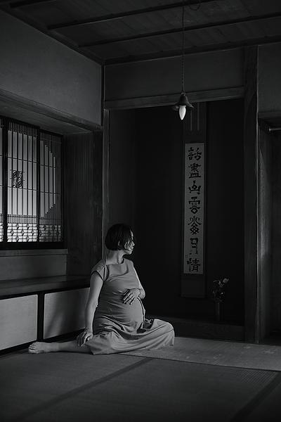 一顆とりり, 写真館, 肖像写真, portrait, 遺影, 長野, 須坂