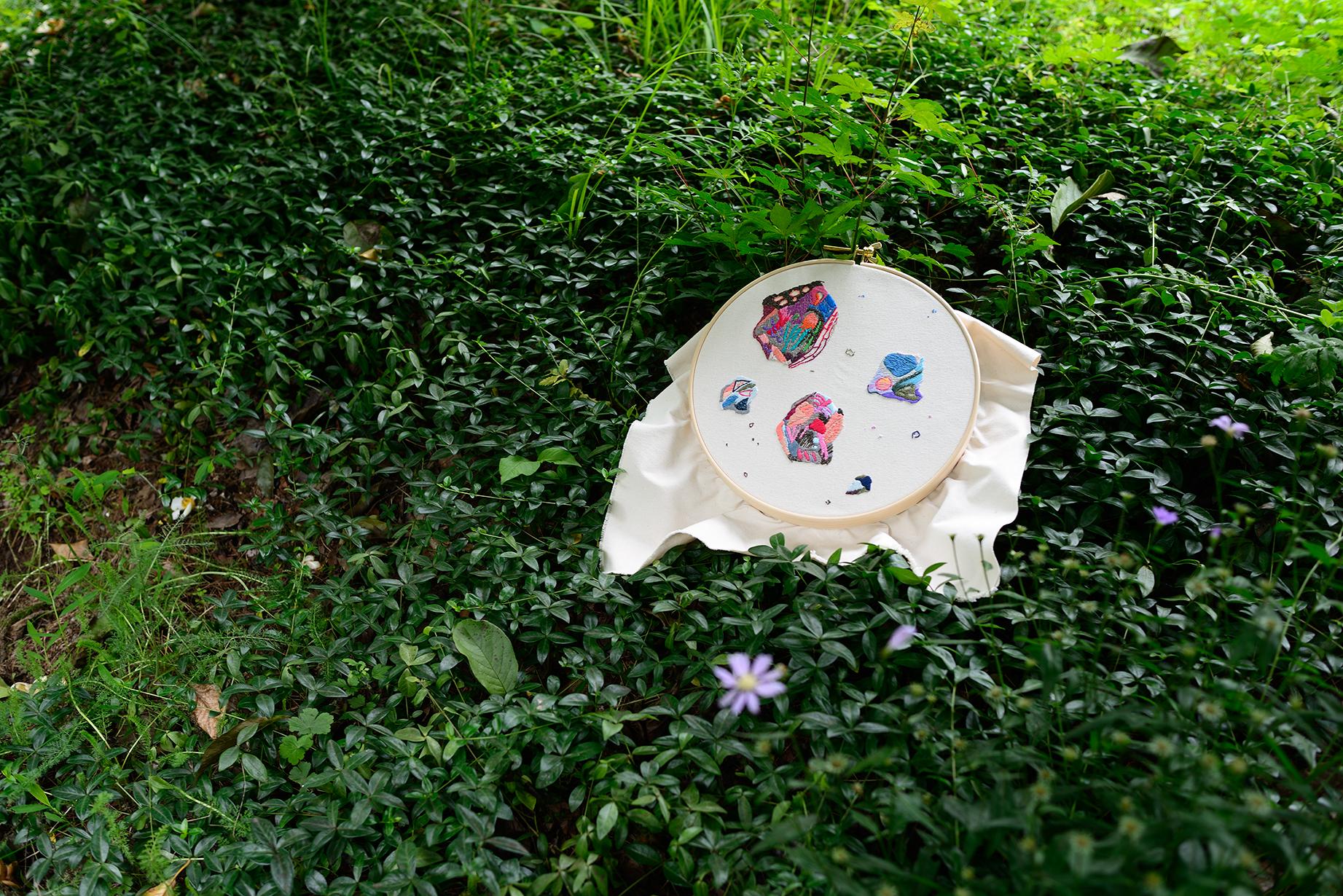 刺繍,写真,embroidery,Japan,yuri,宮崎友里