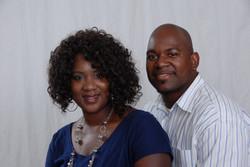 Pastor Titus Cleveland-Wife Aquilla