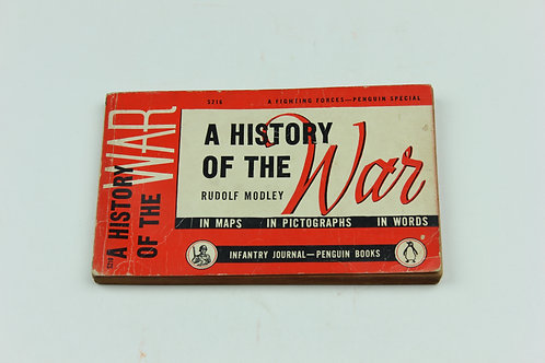 A History of the War S216 by Rudolf Modley