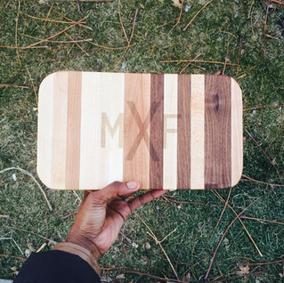 Personalized Chartuturie Board