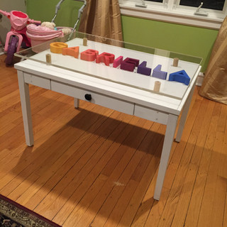 Personalized Children's Table
