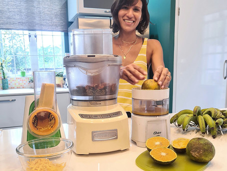 My Favourite Kitchen Appliances- Vegan cooking made easy