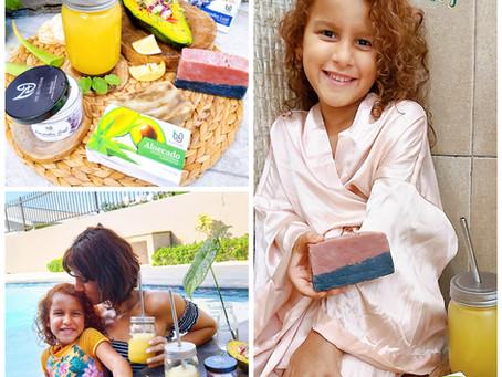 Self- Care Saturday- Aloe Vera- Pineapple Slushie