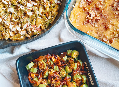 Three Simply Scrumptious Dishes