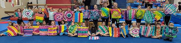 Lion'S pride Gymnastics Camps in Victoria BC