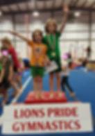 Trampoline Gymnastics Class in Victoria BC
