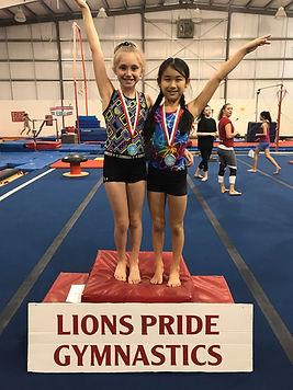 Lion's Pride Gymnastics in Victoria BC