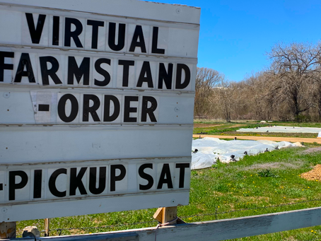 How to sell direct to farm customers online.