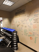 Commitment Wall