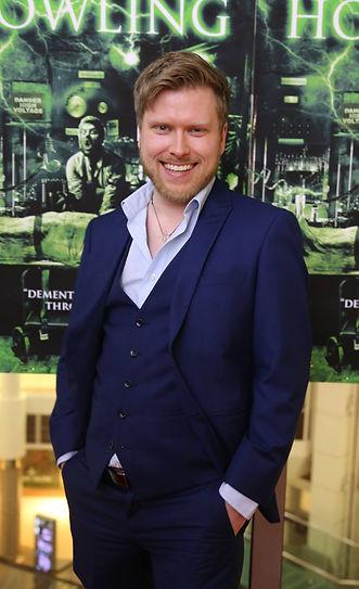 Eirik Knutsvik Bio (from The Howling premiere)