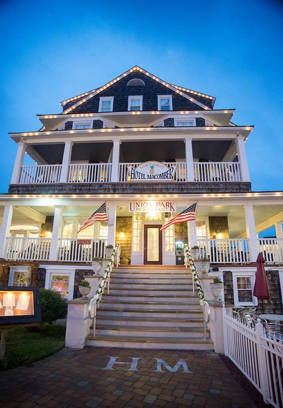 Seafood Restaurants In Cape May Nj