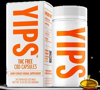 Yips_CBD_THC_Free_Hemp_Extract_Capsules_