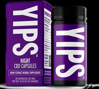 Yips_CBD_Night_PM_Hemp_Extract_Capsules_