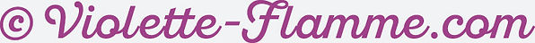 Violette-Flamme_com_Schriftlogo-violett_