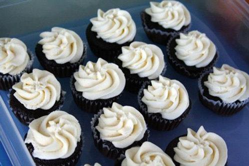 Chocolate Cupcake w/ Cream Cheese Frosting