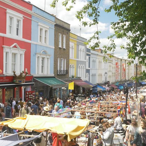 Drop-in session: Portobello market stall
