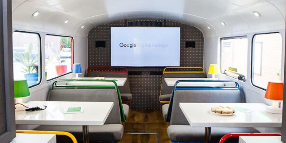 Google Digital Garage Bus