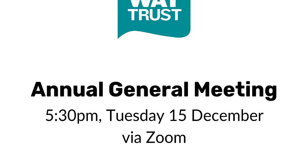 Westway Trust Annual General Meeting