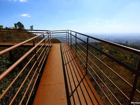 Você conhece o Parque da Serra do Curral?