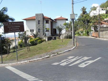A curiosa Rua do Amendoim!