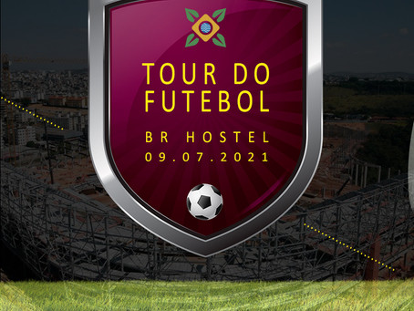 Tour do Futebol em Belo Horizonte