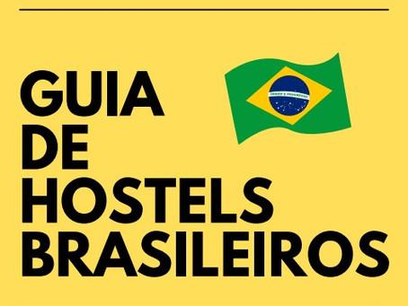 Guia de Hostels Brasileiros