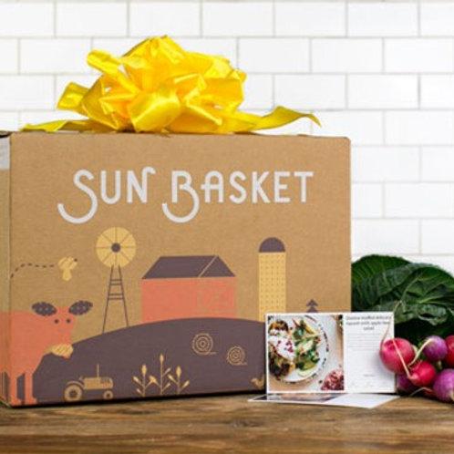 Sun Basket Meals