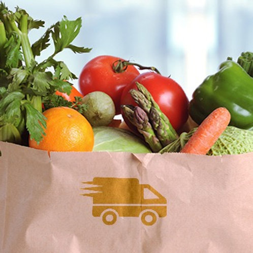 Groceries with Home Delivery