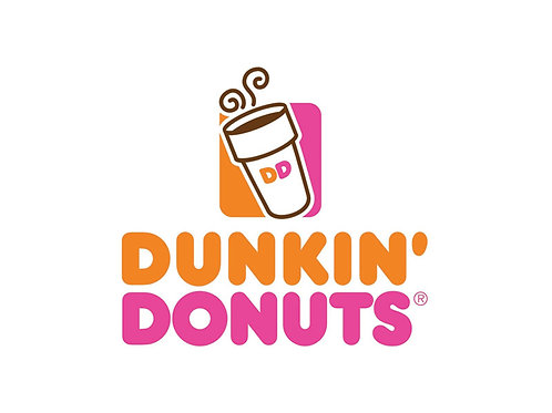 $50 Dunkin' Donuts Gift card
