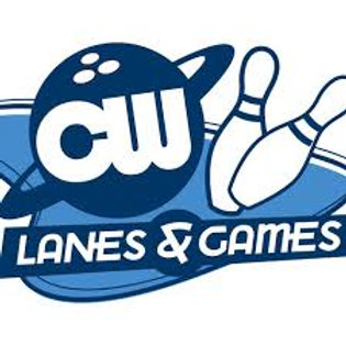 (2) $25 Gift Cards to CW Lanes and Games