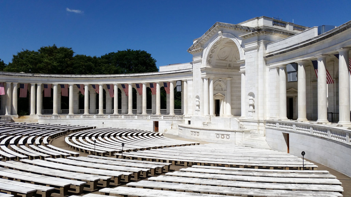 Memorial Amphitheater - Arlington National Cemetary