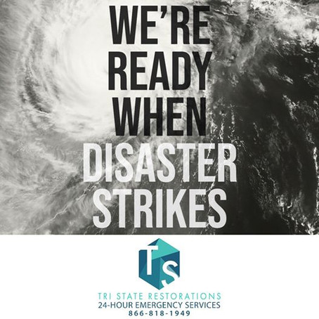 We're Ready When Disaster Strikes