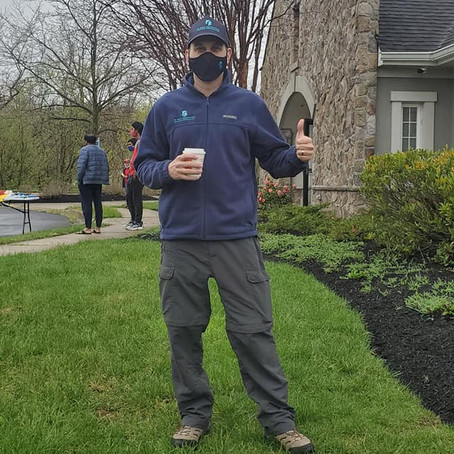 Tri State Joins Urbana Highlands Community for a WCCAI Sponsored Watershed Clean Up Day