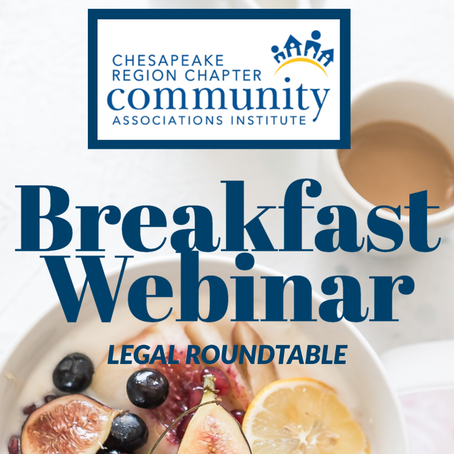 Tri State Sponsors CCCAI Virtual Legal Roundtable