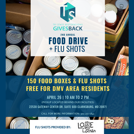 2nd Annual TSR Gives Back Provides Essential Food Boxes to More than 100 Local Area Families