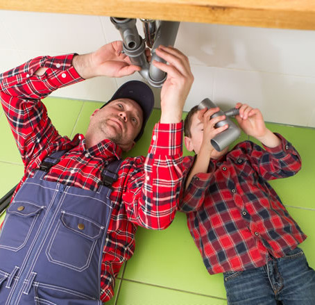 Happy Father's Day: For the Plumber in Every Dad