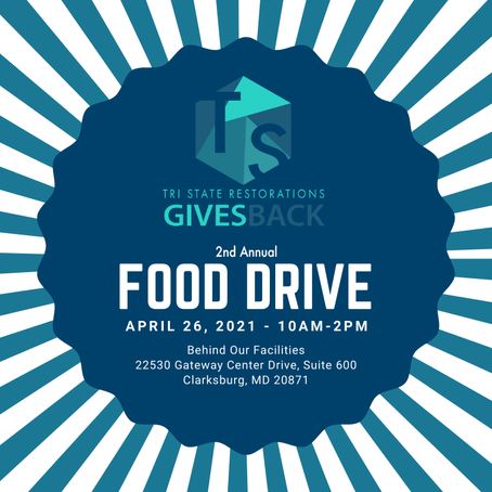 2nd Annual TSR Gives Back Food Drive + Flu Shot Event Announced