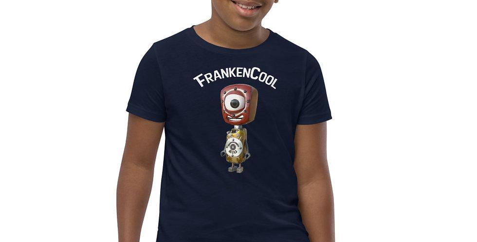 FrankenCool Frankenbots Youth Short Sleeve T-Shirt