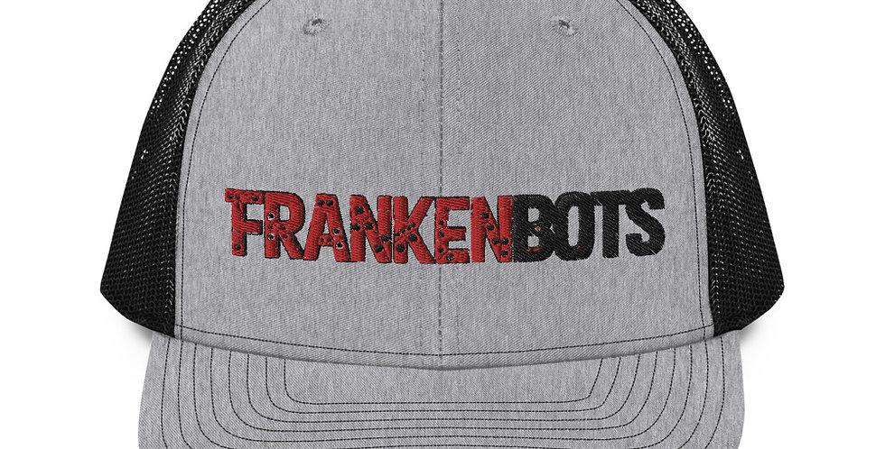 FrankenbotsTrucker Cap