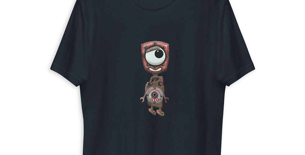 Frankenbot Stu Short Sleeve T-shirt