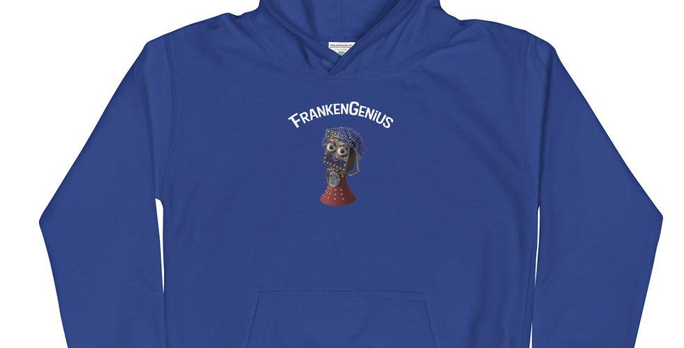 FrankenGenius Frankenbots Kids Hoodie