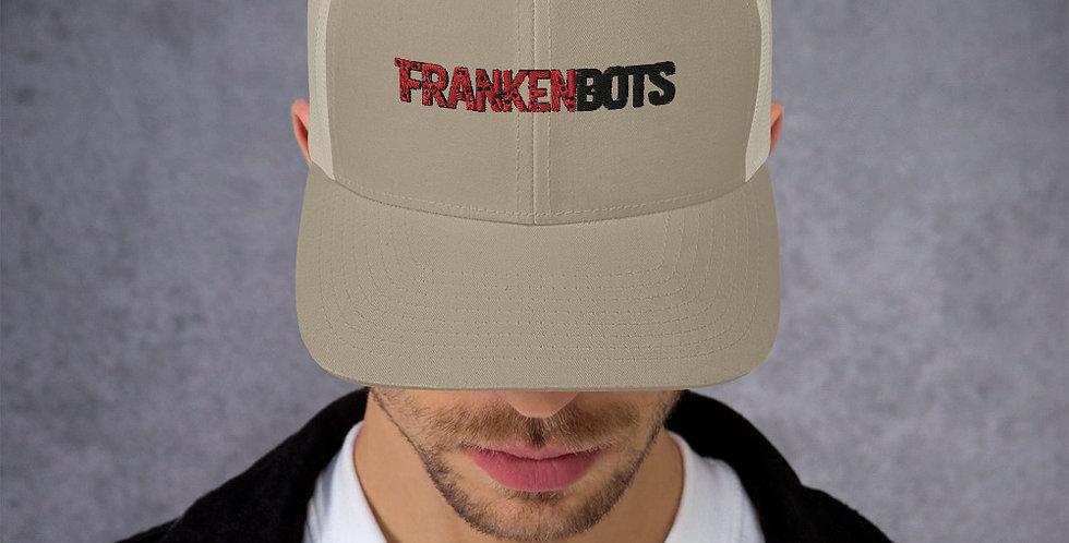 Frankenbots Trucker Cap
