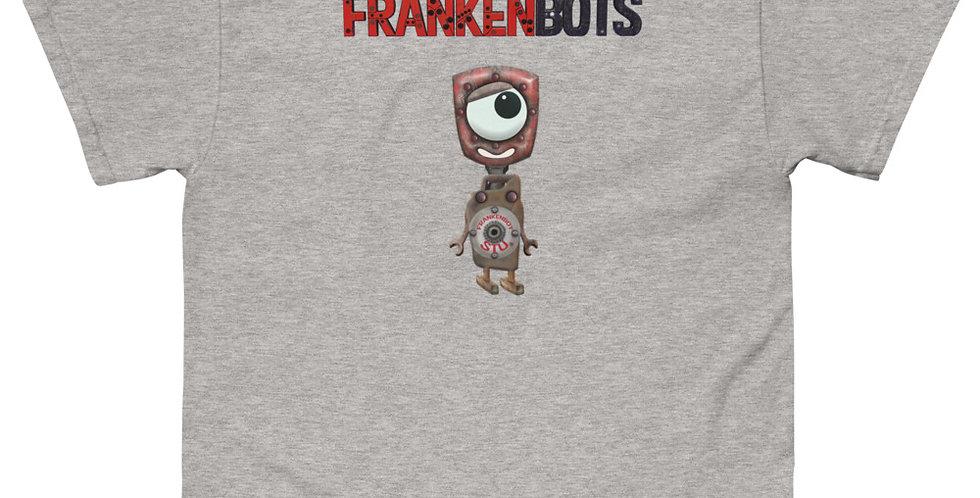 Frankenbots Men's heavyweight tee