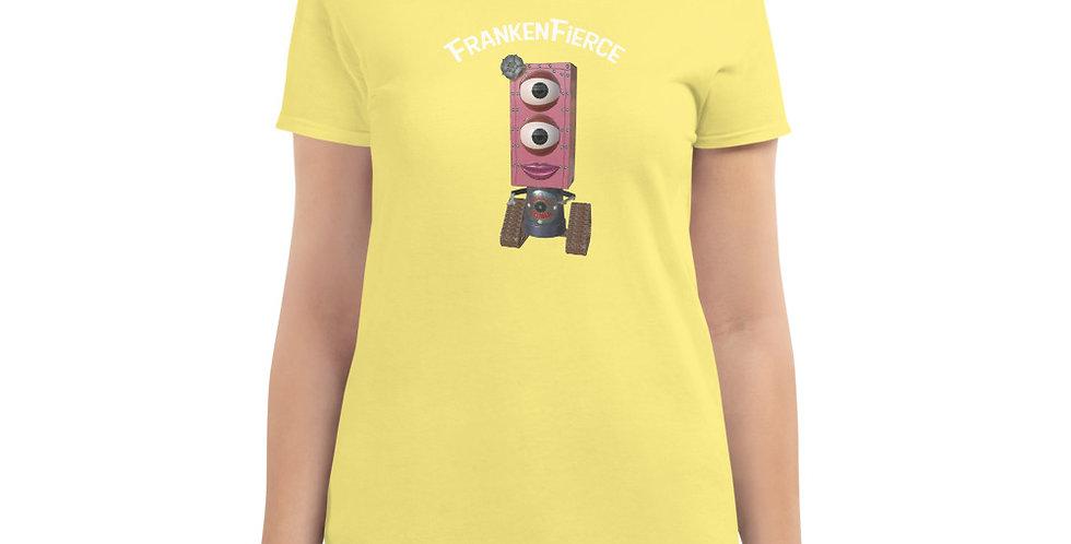 FrankenFierce Frankenbots Women's short sleeve t-shirt