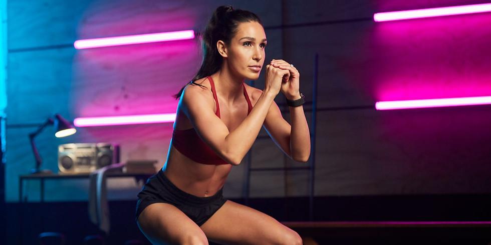 Weekly DC SWEAT Virtual Workout - BBG