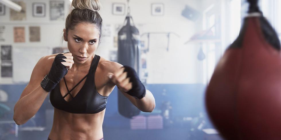 Weekly DC SWEAT/BBG Virtual Workout - FIERCE at Home